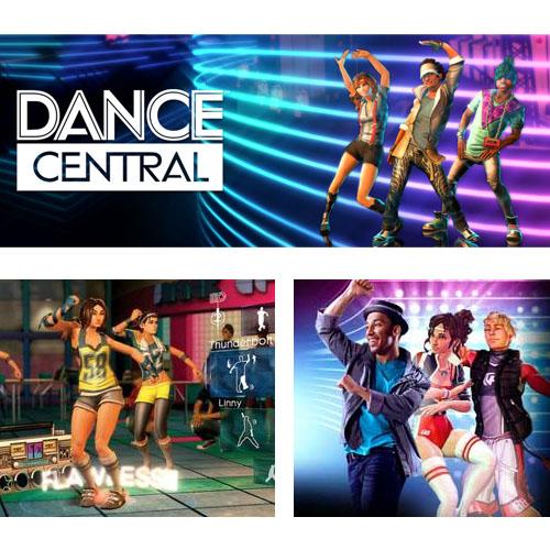Simulador e jogos de Dança - Dance Central e Just Dance