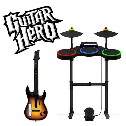 Guitar Hero - Nintendo Wii